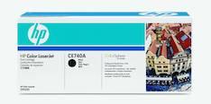 Värikasetti HP CE740A laser - HP laservärikasetit ja rummut - 126867 - 1