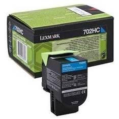 Värikasetti LEXMARK 70C2HC laser - Lexmark laservärikasetit ja rummut - 133487 - 1