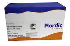 Värikasetti NORDIC C9721A laser - Pelikan/Nordic värikasetit - 114857 - 1