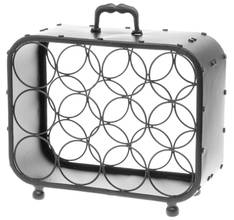 Viinipulloteline Bag 4living 43x17x36cm - Piensisustaminen - 150517 - 1