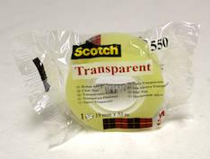 Yleisteippi SCOTCH 550 19mmx33m - Yleisteipit - 104537 - 1