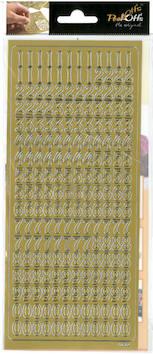 Ääriviivatarra numerot - Tarrat ja tarrakirjat - 136008 - 1