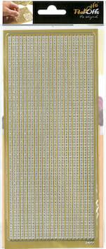 Äariviivatarra rengasköynnös - Tarrat ja tarrakirjat - 136028 - 1