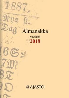 Ajaston almanakka a4 - Ajasto kalenterit - 152518 - 1