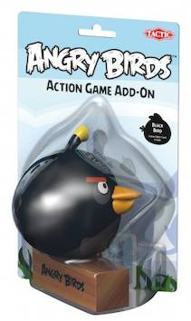 Angry Birds ADD-ON Black Bird - Pelit Nelostuote - 128428 - 1