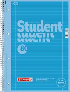 Luentolehtiö A4 Colourcode - Koululaistarvikkeet - 137208 - 1