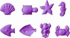 Pyyhekumi Sea Life Colourcode - Koululaistarvikkeet - 137138 - 1