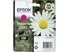EPSON 18XL  mustesuihku - Epson mustesuihkuväripatruunat - 131318 - 1