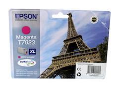 EPSON T7023 XL  mustesuihku - Epson mustesuihkuväripatruunat - 129118 - 1