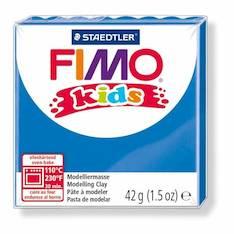 Fimo kids sininen - Askartelutarvikkeet - 140768 - 1