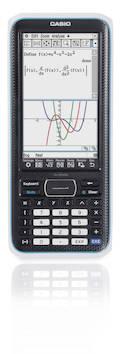 Grafiikkalaskin CASIO FX-CP 400 - Funktiolaskimet - 130988 - 1