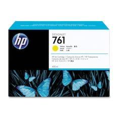 HP 761 CM992A mustesuihku - HP mustesuihkuväripatruunat - 134358 - 1