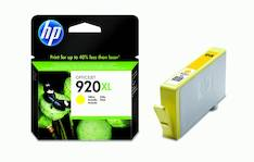 HP 920XL CD974AE mustesuihku - HP mustesuihkuväripatruunat - 120698 - 1