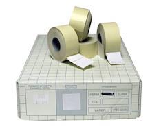 Hinnoittelukoneen etiketti BLITZ 29x28 - Hinnoittelukoneen nauhat ja väritelat - 104178 - 1