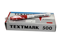 Huopakynä 0,5mm TEXTMARK 500 pyöreä - Huopakynät - 112098 - 1