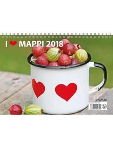 I love mappi - Ajasto kalenterit - 153098 - 1