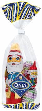 Joulupukkisuklaa 100g - Makeiset - 149498 - 1
