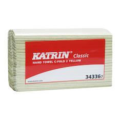 Käsipyyhe Katrin Classic C-Fold - Liuskakäsipyyhkeet ja annostelijat - 148908 - 1
