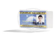 Kongressitasku DURABLE ID Holder 54x85mm - Kongressi ja nimilapputaskut - 144908 - 1