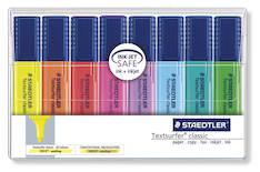 Korostuskynäsarja STAEDTLER TextSurfer - Korostuskynät - 110828 - 1