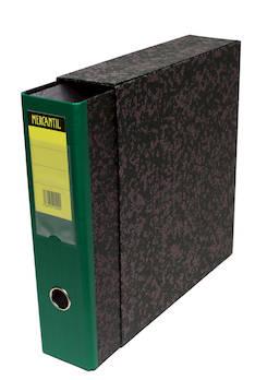 Kotelomappi MERCANTIL A4/8cm+kotelo - Kotelomapit - 102898 - 1