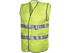 Heijastinliivi 414p keltainen XL - Työjalkineet ja vaatteet - 140188 - 1