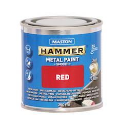 Maali hammer sileä 250ml - Maalaustarvikkeet - 136378 - 1