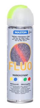 Merkkausvärispray fluo 500ml - Maalaustarvikkeet - 136318 - 1