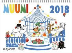 Muumikalenteri - Ajasto kalenterit - 152648 - 1