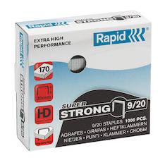 Nitomaniitti RAPID 9/20 SuperStrong - Nitomanastat ja kasetit - 103988 - 1