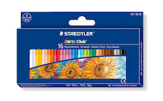 Öljypastelliliitu 16/srj STAEDTLER - Väriliidut - 126938 - 1