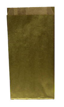 Paperipussi 10x18/3,5cm pystyraita - Lahjakassit ja -pussit - 104868 - 1