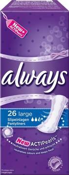 Pikkuhousunsuoja Always  26kpl - Muut kauneustarvikkeet - 154058 - 1