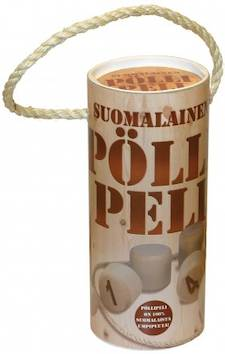 Pöllipeli (FI) - Pelit Nelostuote - 121278 - 1