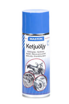 Spray mp-ketjuöljy 400ml - Maalaustarvikkeet - 136418 - 1