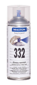 Spraymaali 100 400ml - Maalaustarvikkeet - 136238 - 1