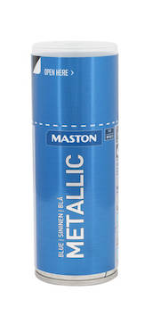 Spraymaali Metallic 150ml - Maalaustarvikkeet - 147778 - 1