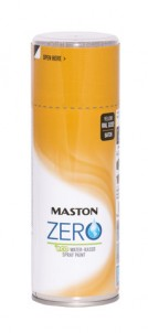 Spraymaali Zero 400ml - Maalaustarvikkeet - 147698 - 1