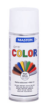 Spraymaali color  400ml - Maalaustarvikkeet - 136258 - 1