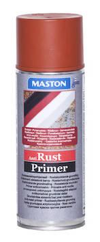 Spraymaali rust-primer 400ml - Maalaustarvikkeet - 136288 - 1