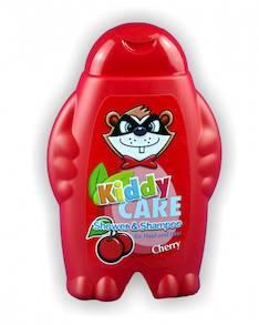 Suihkushampoo kiddy care 300ml - Kosmetiikka ja pesuaineet - 136498 - 2