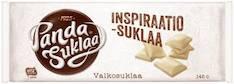 Suklaalevy 145g PANDA - Makeiset - 149048 - 1