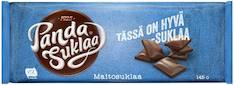 Suklaalevy 145g PANDA - Makeiset - 147668 - 1