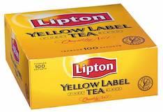 Tee LIPTON Yellow Label Tea - Kahvit,teet ja kaakaot - 120668 - 1