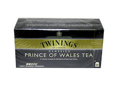 Tee TWININGS Classics Prince of Wales - Kahvit,teet ja kaakaot - 122138 - 1