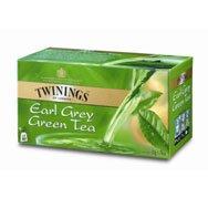 Tee TWININGS Earl Grey Green Tea - Kahvit,teet ja kaakaot - 129908 - 1