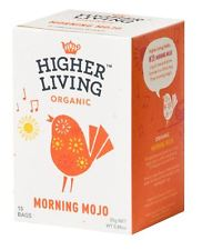 Tee Higher Living Morning Mojo Tea - Kahvit,teet ja kaakaot - 153678 - 1