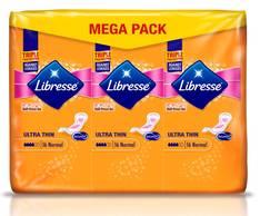 Terveysside Libresse 48kpl Megapaketti - Muut kauneustarvikkeet - 150848 - 1