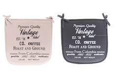 Tuolinpäällinen vintage lajitelma - Kodintekstiilit - 142658 - 1