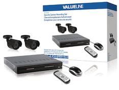 Turvakamerasarja Valueline SVL-SETDVR30 - Muut koneet ja esityslaitteet - 144968 - 1